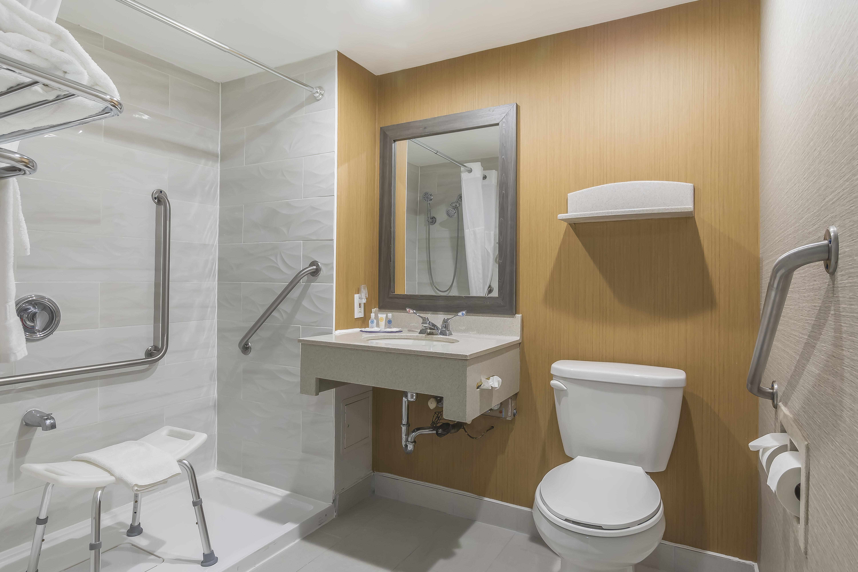 Queen Accessible Room